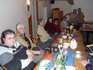 Seniorentreff – christlicher Erfahrungsaustausch @ Haus der Advent Hoffnung