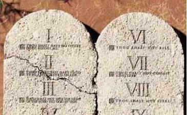 Die Zehn Gebote - Predigtreihe mit Martin Peters - Update: 08.08.2018