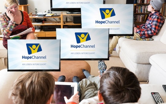 HOPE TV Jesus in jedes Zuhause!