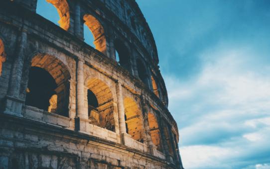 Reise nach Rom - Bibelgespräch 29. September 2018