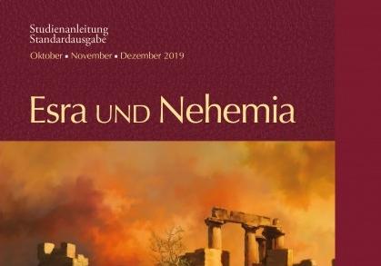 Bibelgesprächsreihe Ezra und Nehemia