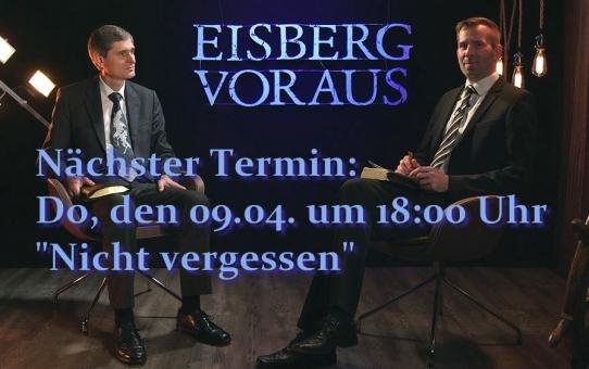 """Livestream: """"Corona-Krise aus biblischer Sicht"""" am 09.04.2020"""