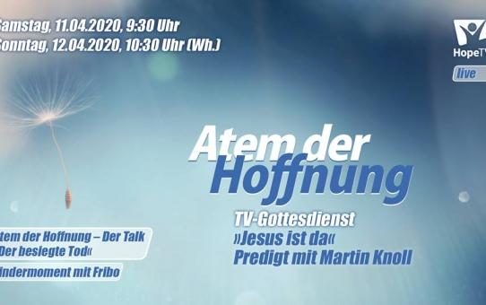 Live-Gottesdienste + Mediathek