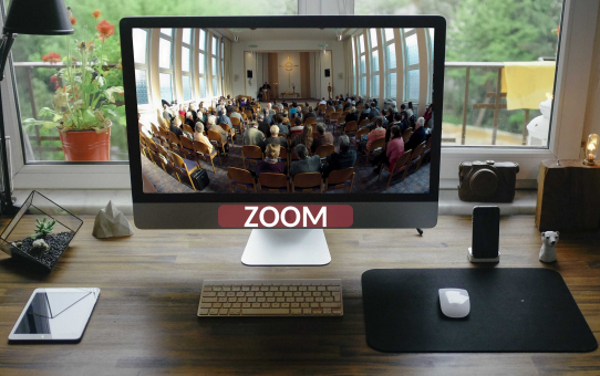 Video-Live-Gottesdienst per Zoom